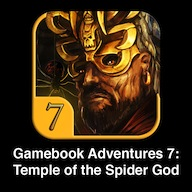Temple of the Spider God