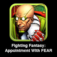 Fighting Fantasy: Appointment With FEAR